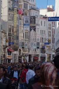 ©People In Taksim