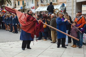 ©Greek Easter In Kerkyra 2014