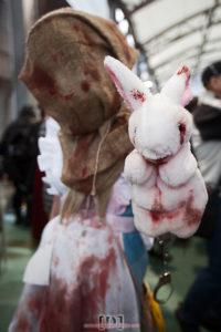 Japanese Halloween Parade